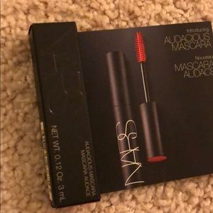 NARS Makeup - NARS mascara 3ml * 2